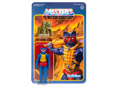Master of the Universe ReAction Mer-Man (Carry Case Color) Figure