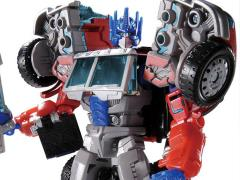 Transformers United UN-22 Laser Optimus Prime