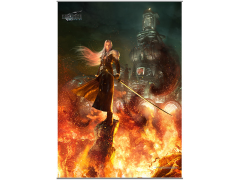 Final Fantasy VII Remake Wall Scroll Vol.2