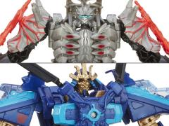 Transformers: Age of Extinction Voyager Figure Wave 03 - Set of 2 (Slog & Autobot Drift)