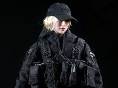 1/6 Scale Female Shooter-Tactical Operator Set