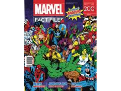 Marvel Fact Files #200