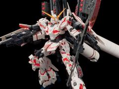 Gundam HGUC 1/144 Full Armor Unicorn Gundam (Destroy Mode) Model Kit