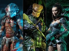 Predator Series 18 Set of 3 Figures