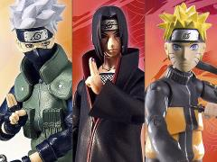 Naruto Poseable Action Figure Wave 1 Set of 3