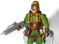 G.I. Joe General Hawk Subscription Figure 7.0