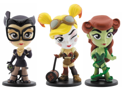 Lil DC Bombshells Sirens Vinyl Figure Three Pack