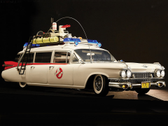 Ghostbusters (1984) Ecto-1 1/6 Scale Vehicle