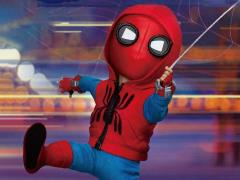 Spider-Man: Homecoming Egg Attack Action EAA-074 Spider-Man (Homemade Suit) PX Previews Exclusive