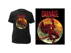 Marvel Carnage Climbing Out T-Shirt