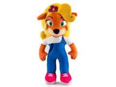 "Crash Bandicoot 8"" Phunny Coco Plush"