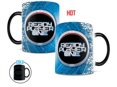 Ready Player One Logo Morphing Mug