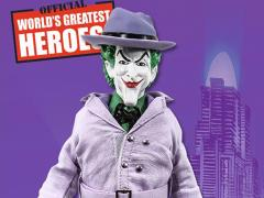 "Batman World's Greatest Heroes The Joker 8"" Retro Figure"