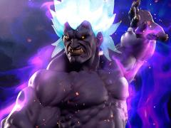 Street Fighter Oni Akuma 1/4 Scale Statue