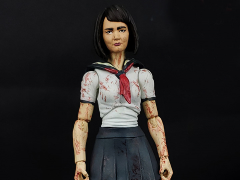 Zombie Lab H.A.C.K.S. Zoe (Battle Ver.) 1/18 Scale Figure
