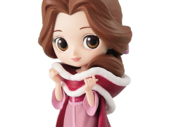 Beauty and The Beast Q Posket Petit Belle (Winter Costume)