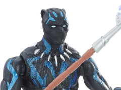 "Black Panther (Vibranium) 6"" Action Figure"