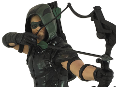 Green Arrow Statue PX Previews Exclusive