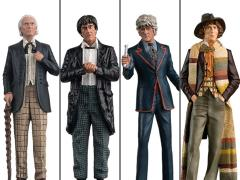 Doctor Who Figurine Collection The Doctors (First-Fourth) Box Set