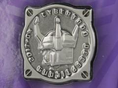 Transformers Masterpiece MP-11 Coronation Starscream Collector Coin