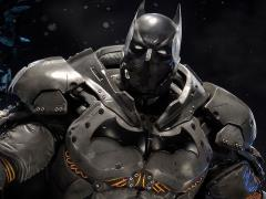 Batman: Arkham Origins Museum Masterline Batman (XE Suit) Statue