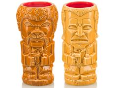 Pulp Fiction Geeki Tikis Jules & Vincent Two Pack