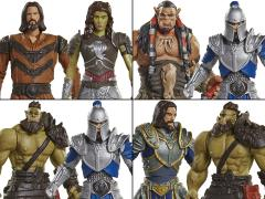 Warcraft Mini Figure Two Pack Wave 01 - Set of 4