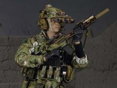 Special Mission Unit Tier-1 Operator Part V Combat Applications Group Breacher 1/6 Scale Figure