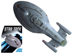 Star Trek Starships Collection Special Edition #19 Large USS Voyager
