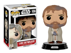Pop! Star Wars: The Force Awakens - Luke Skywalker
