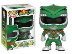 Pop! TV: Mighty Morphin Power Rangers - Green Ranger