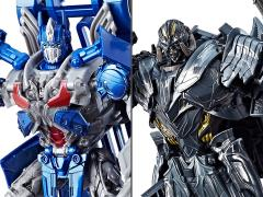 Transformers: The Last Knight Leader Wave 1 Case of 2 Figures