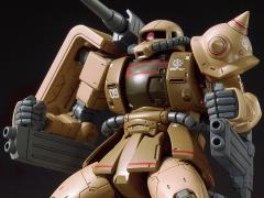 Gundam HG 1/144 MS-06CK Zaku Half Cannon Model Kit