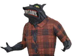 Nightmare Before Christmas Wolfman Bust