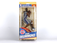 NBA Sportspicks Series 31 Andre Drummond (Detroit Pistons) Bronze Collector Level