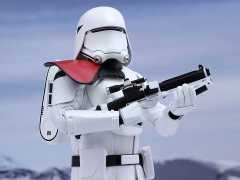 Star Wars: The Force Awakens MMS322 First Order Snowtrooper Officer 1/6th Scale Collectible Figure