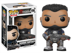 Pop! Games: Gears of War - Dominic Santiago