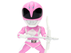 "Mighty Morphin Power Rangers Metals Die Cast 4"" Pink Ranger Figure"
