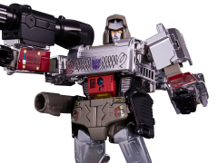 Transformers Masterpiece MP-36+ Megatron (Toy Deco Ver.) Exclusive (Orange Barrel Plug) With Collector Coin