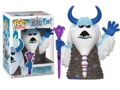 Pop! Movies: Smallfoot - Stonekeeper