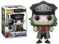 Pop! Movies: Beetlejuice - Beetlejuice (with Hat)