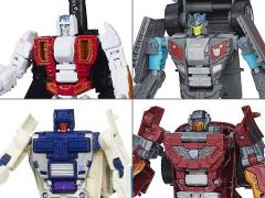 Transformers Combiner Wars Deluxe Wave 2 - Set of 4
