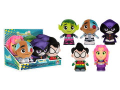 SuperCute Plushies: Teen Titans Go! Box of 6