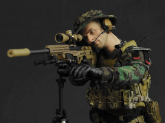 MARSOC Recon Sniper 1/6 Scale Figure