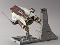 Star Wars 1/72 Scale Model Kit - A-Wing Starfighter