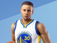 NBA Motion Masterpiece Collection Stephen Curry 1/9 Scale Figure
