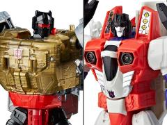 Transformers Power of the Primes Voyager Wave 1 Set of 2