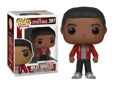 Pop! Games: Marvel's Spider-Man - Miles Morales