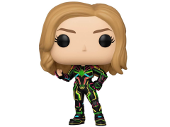 Pop! Marvel: Captain Marvel - Captain Marvel (Neon Suit)
