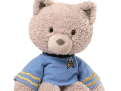 "Star Trek: The Original Series 13.5"" Plush - Mr. Spock Cat"